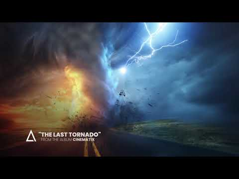 """The Last Tornado"" from the Audiomachine release CINEMATIX"