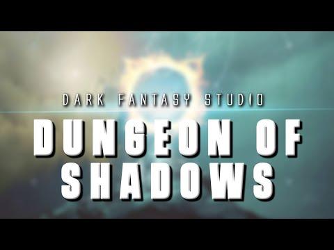 Dark fantasy studio- DUNGEON OF SHADOWS (epic retro action music)