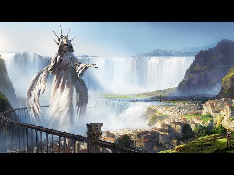 JOURNEY TO AURORA - Andreas Kübler | Beautiful Fantasy Adventure Epic Music
