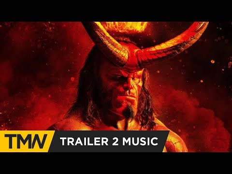 Hellboy 2019 - Official Trailer 2 Music | 2WEI (Position Music) - Smoke On The Water