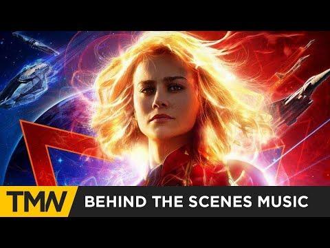 Captain Marvel - Making Of Trailer Music   Brand X Music - Battleground