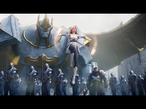Rescue the World - Sami J. Laine | Epic Heroic Orchestral Vocals