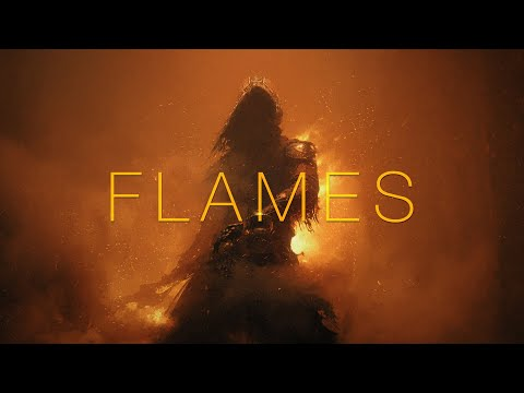 FLAMES | 1 Hour Best of Epic Powerful Music Mix - Music for a Dark Legend