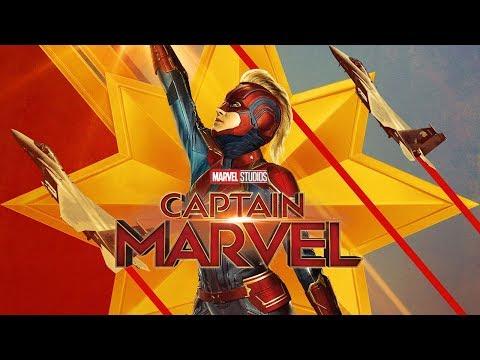 Captain Marvel (Grammy Awards Spot)