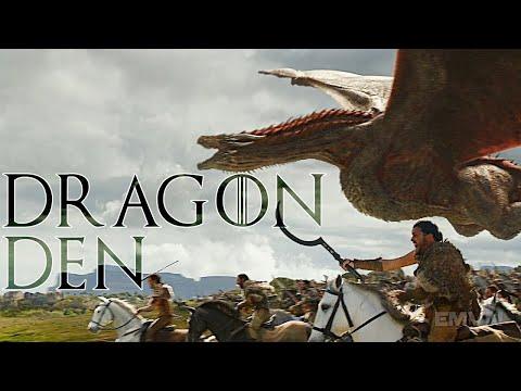 Dos Brains - DRAGON DEN | Epic Cinematic (Game of Thrones)