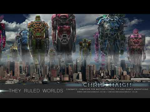 THEY RULED WORLDS - Chris Haigh | Futuristic Epic Emotional Powerful Orchestral Trailer Music |