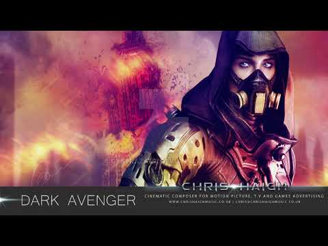DARK AVENGER - Chris Haigh | Dark Powerful Epic Anti Hero Film Trailer Music |