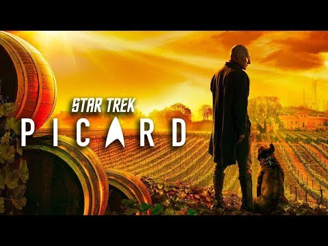 Star Trek Picard (Trailer)