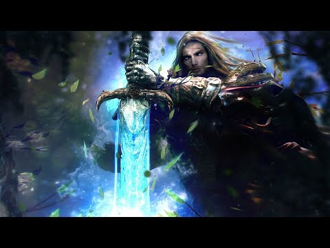 Dwayne Ford - White Reverie   Epic Powerful Vocal Orchestral Music