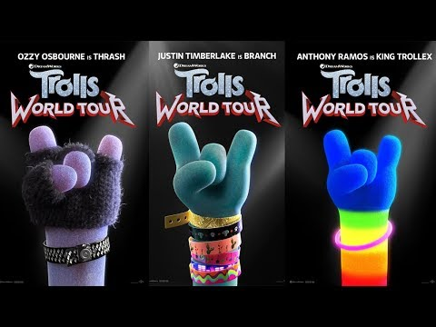 Trolls World Tour (Trailer)
