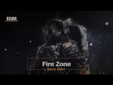 Fire Zone - Ender Güney (Official Audio)