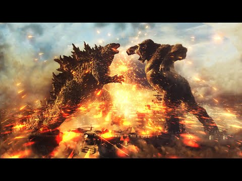 INTO THE FIRE | Godzilla vs. Kong (Fanmade Trailer) | Epic Cinematic