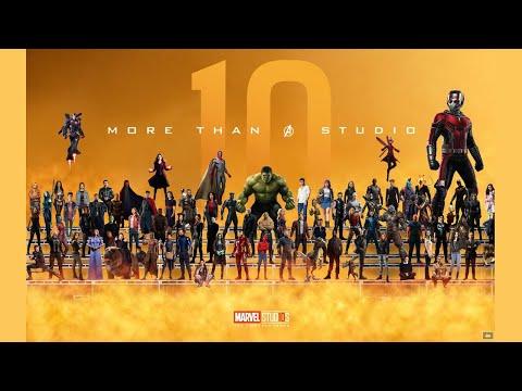 Marvel (HBO GO Collage)