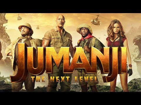 Jumanji - The Next Level (TV Spot)