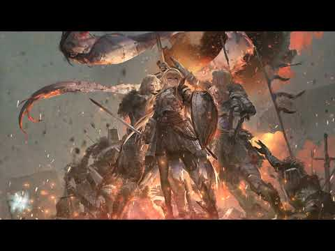 World's Most Epic Music: The Legion (ft. Celica Soldream) by Jyc Row