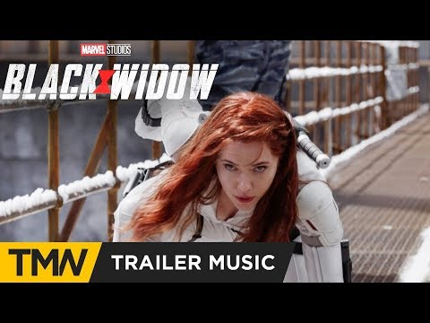 BLACK WIDOW Super Bowl Spot Trailer Music | Twelve Titans Music - Invisible Enemy