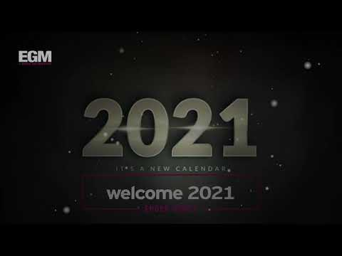 Welcome 2021 - Inspiring Piano - Ender Güney (Official Audio)