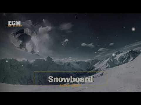 Snowboard - Ender Güney (Official Audio) Cİnematic Rap