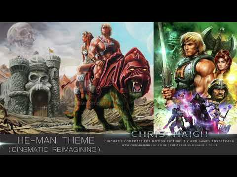 HE-MAN - Masters Of The Universe Theme REIMAGINED - Chris Haigh | Epic Cinematic Film Score 2021 |