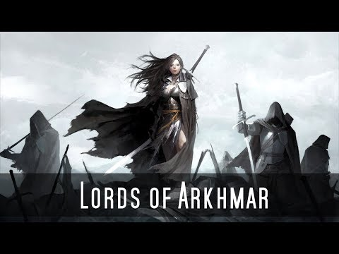 Jo Blankenburg - Lords of Arkhmar | Epic Powerful Dark Orchestral