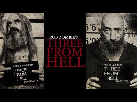 Three From Hell (Trailer)