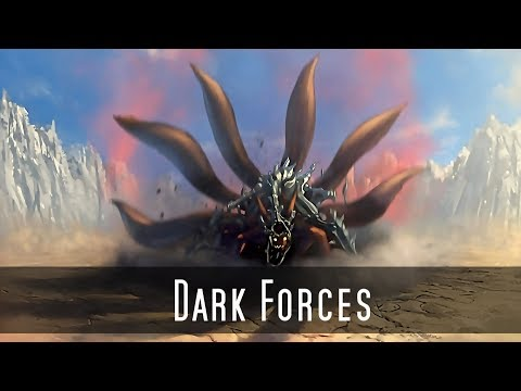 Atom Music Audio - Dark Forces | Epic Powerful Hybrid Music