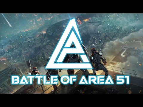 Battle of AREA 51 (Epic Intense Battle Music) - Carlos Alvarez