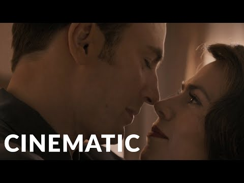 (Marvel) Captain America & Peggy | The Last Dance