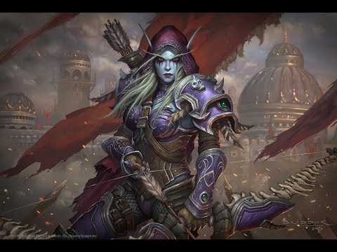 Legendary Epic Music - Sylvanas Windrunner The Banshee Queen