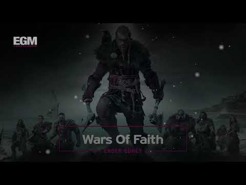 Wars Of Faith - Ender Güney - (Official Audio) / Epic Cinematic Music