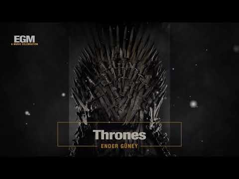 Thrones - Ender Güney (Official Audio) Emotional