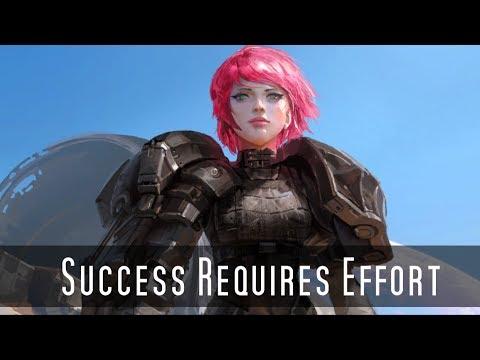 Fearless Motivation - Success Requires Effort   Beautiful Motivational Music