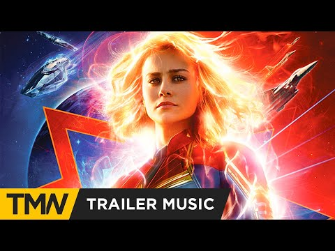 Captain Marvel - Oscars trailer Music | Black Hydra - Honour