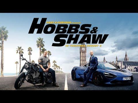 Hobbs & Shaw (TV Spot)