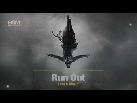Run Out - Ender Güney (Official Audio)