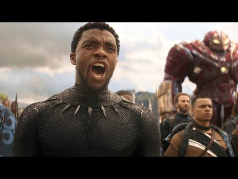 CHADWICK BOSEMAN | Black Panther's King T'Challa - Rest In Peace...