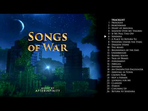 Songs of War - FULL SOUNDTRACK (Official)
