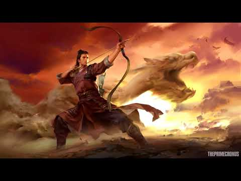Samuele Birolini - The Dragon Warrior | FANTASY ASIAN MUSIC
