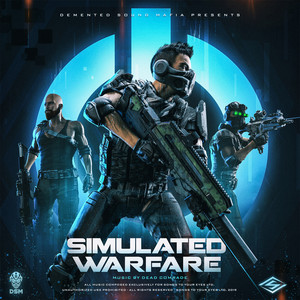 Nuevo álbum de Demented Sound Mafia: Simulated Warfare