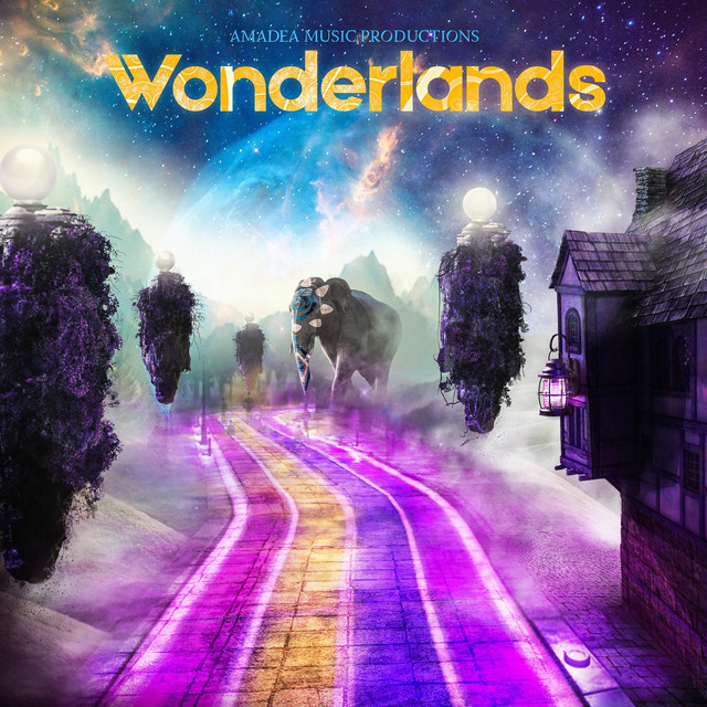 Nuevo álbum de Andrii Yefymov: Wonderlands