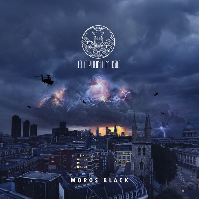 Nuevo álbum de Elephant Music: Moros Black