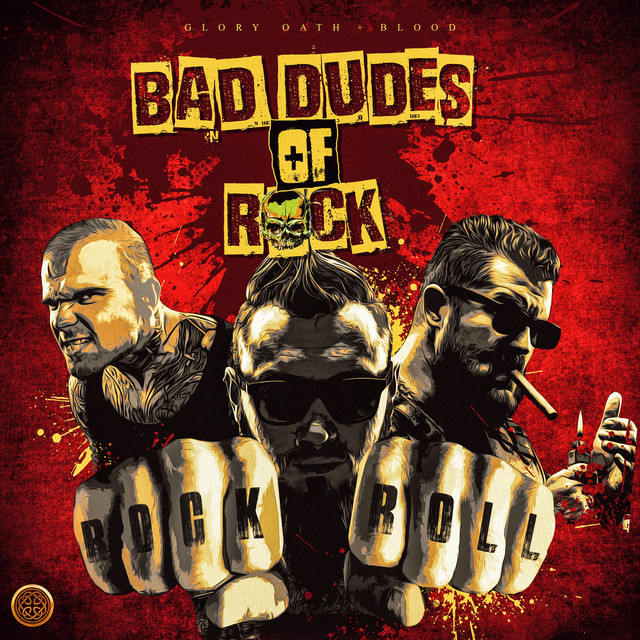 Nuevo álbum de Glory Oath + Blood: Bad Dudes of Rock