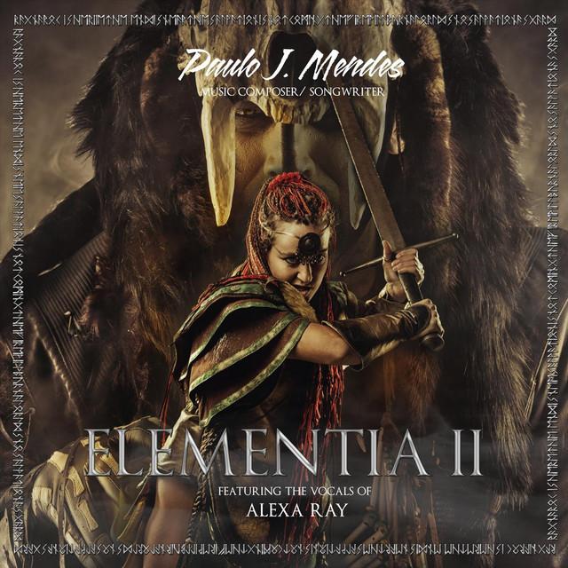 Nuevo álbum de Paulo J. Mendes: Elementia II