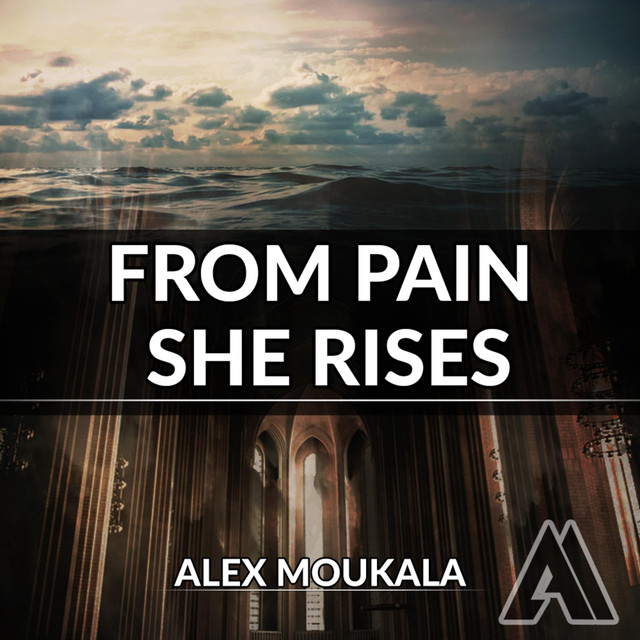 Nuevo single de Alex Moukala: From Pain She Rises