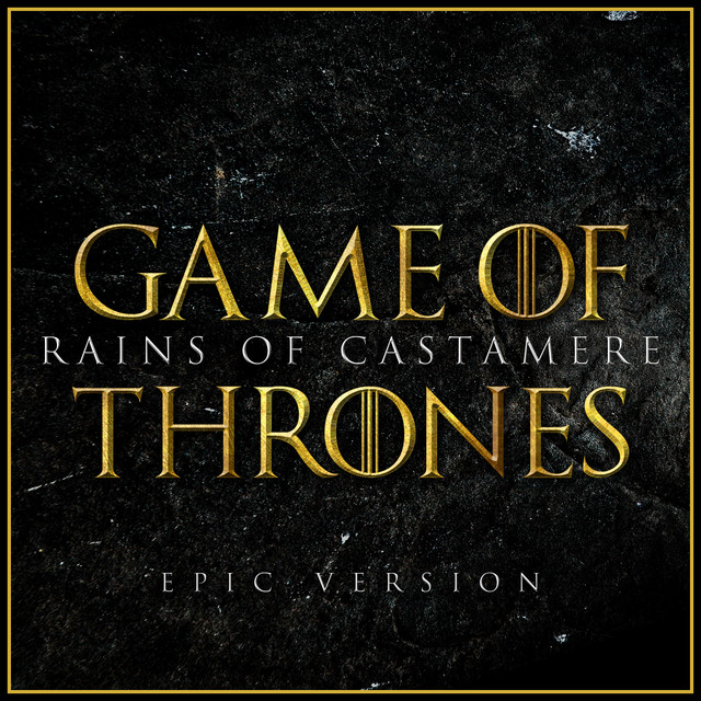 Nuevo single de L'Orchestra Cinematique: The Rains of Castamere (from Game of Thrones) [Epic Version]