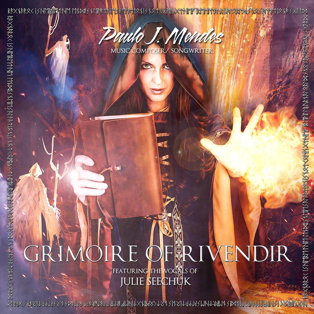 Nuevo single de Paulo J. Mendes: Grimoire of Rivendir