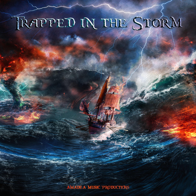Nuevo álbum de Amadea Music Productions: Trapped in the Storm