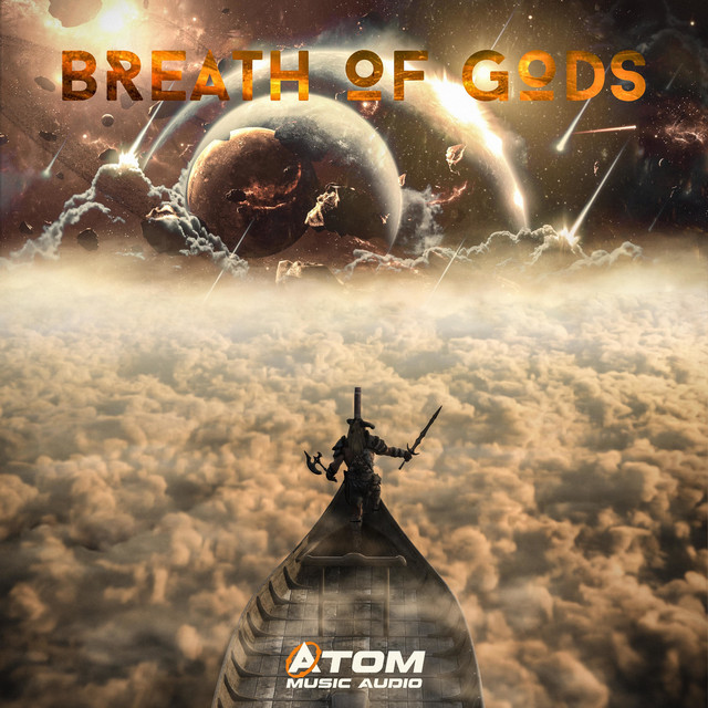 Nuevo álbum de Atom Music Audio: Breath of Gods