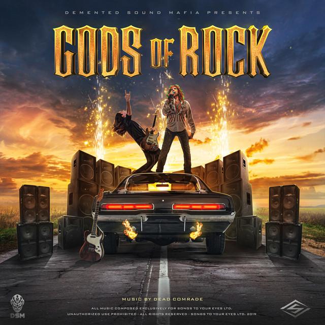 Nuevo álbum de Demented Sound Mafia: Gods of Rock (Trailerized Rock Fiasco)