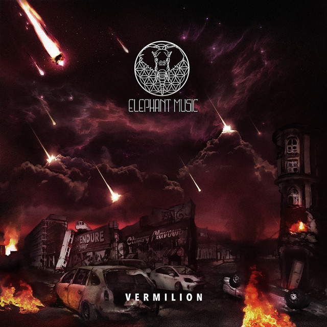 Nuevo álbum de Elephant Music: Vermilion